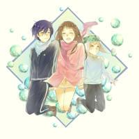 ~ Always together ~ by NekoxCat