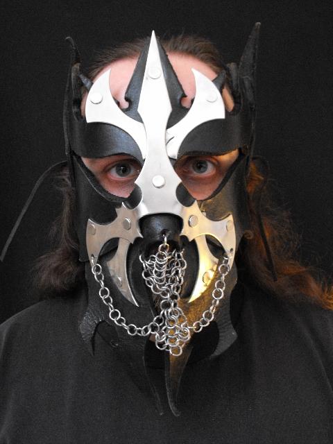 mask by Licataknives