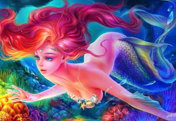 Ocean Nights by shawli2007