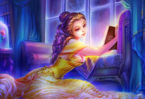 Reading Nights by shawli2007