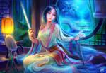 Sword Night-Mulan