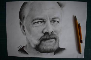 Philip Kindred Dick by Krema-ART