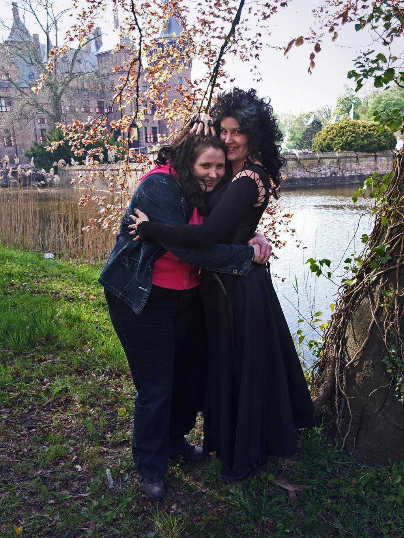 Dating awkward hug