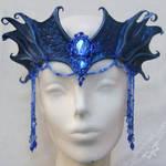Leather Mermaid Crown