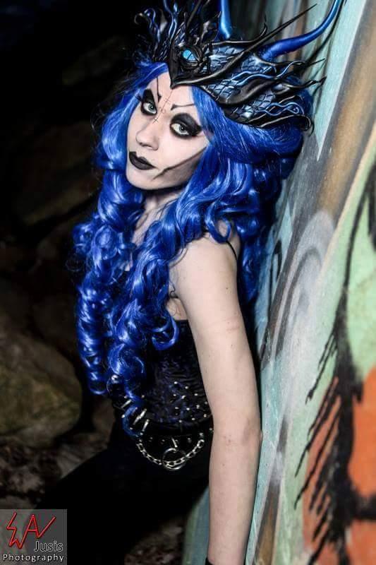 Voodoo crown by Beadmask