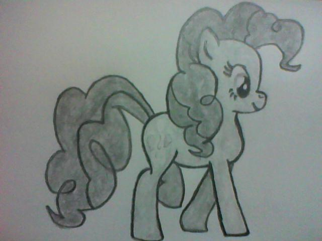 Another Pinkie Pie by TheLordofPies