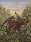 Rubeosaurus ovatus.