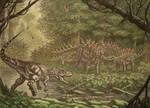 Lexovisaurus, Eustreptospondylus, Alocodon.