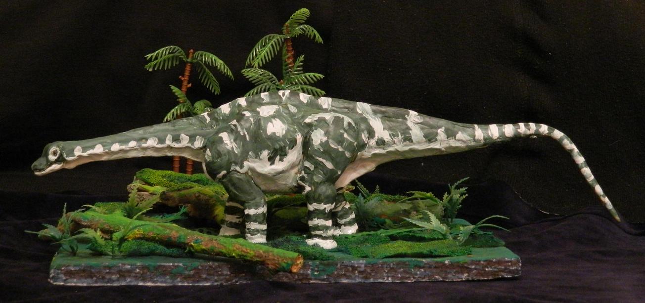 Haplocanthosaurus priscus (var.1) by ABelov2014