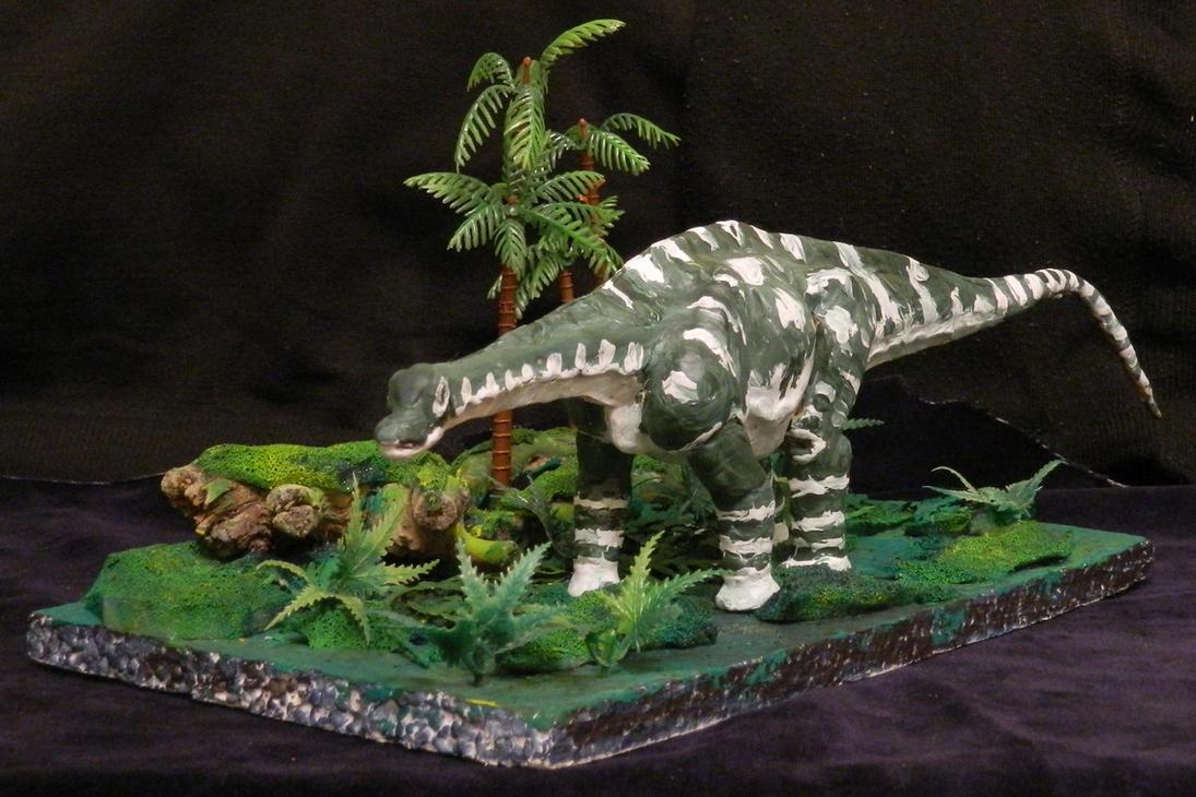 Haplocanthosaurus priscus (var.2) by ABelov2014