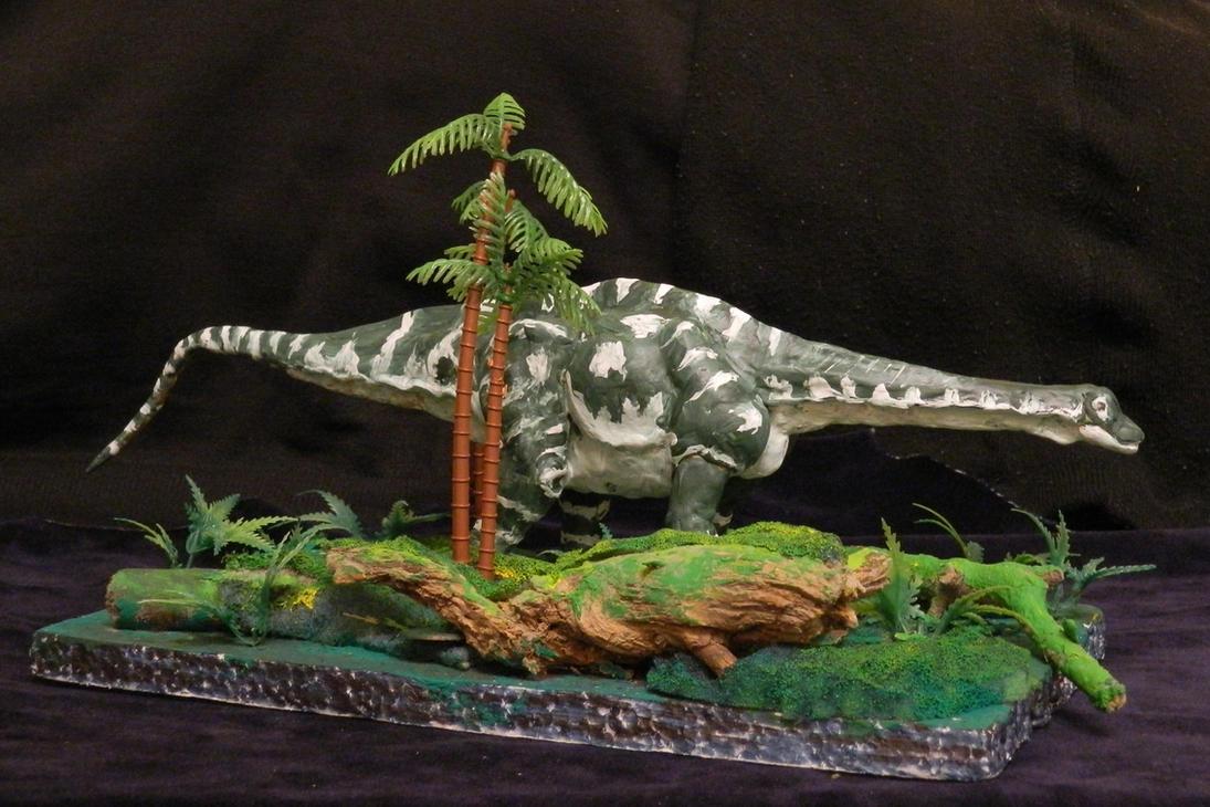 Haplocanthosaurus priscus (var.3) by ABelov2014