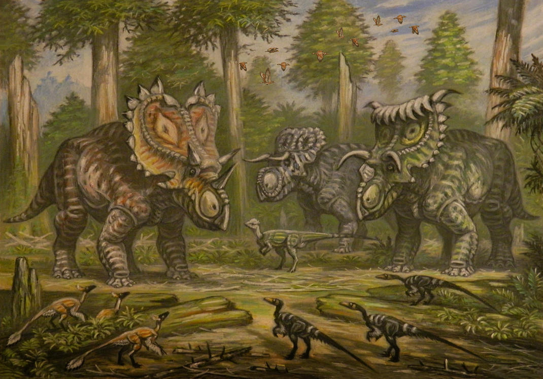 Výsledek obrázku pro utahceratops