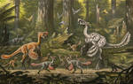Oviraptor, Khaan, Citipati