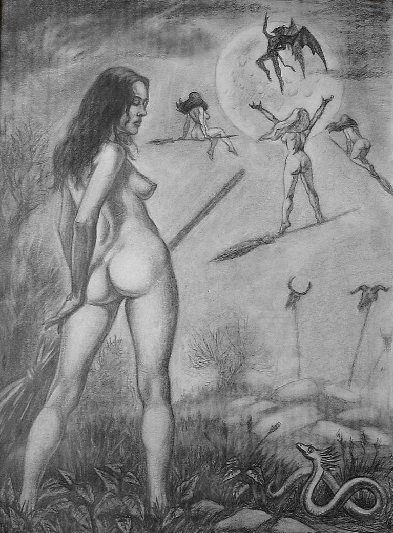 Witch by ABelov2014