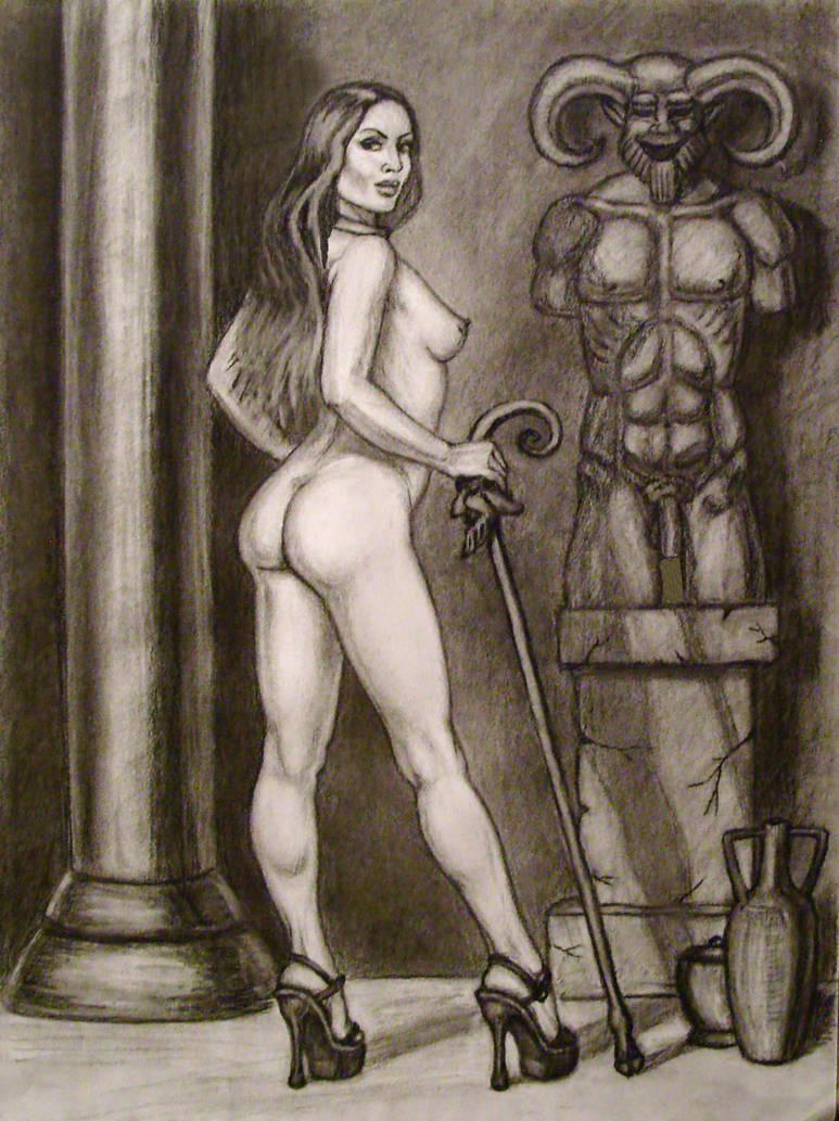 Priestess by ABelov2014