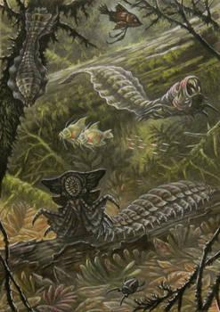 Invertebrates (king kong)