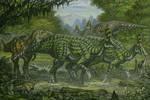 Tsintanosaurus (hunting stories)