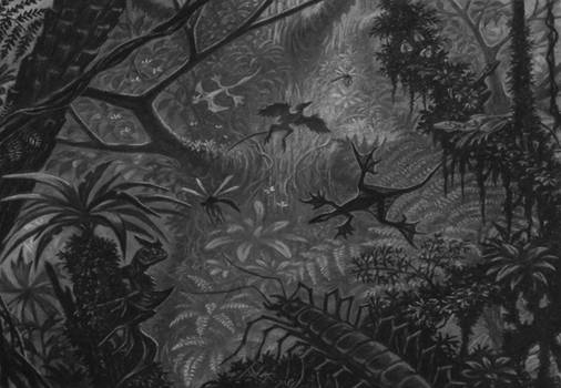 Flying lizards(king_kong)