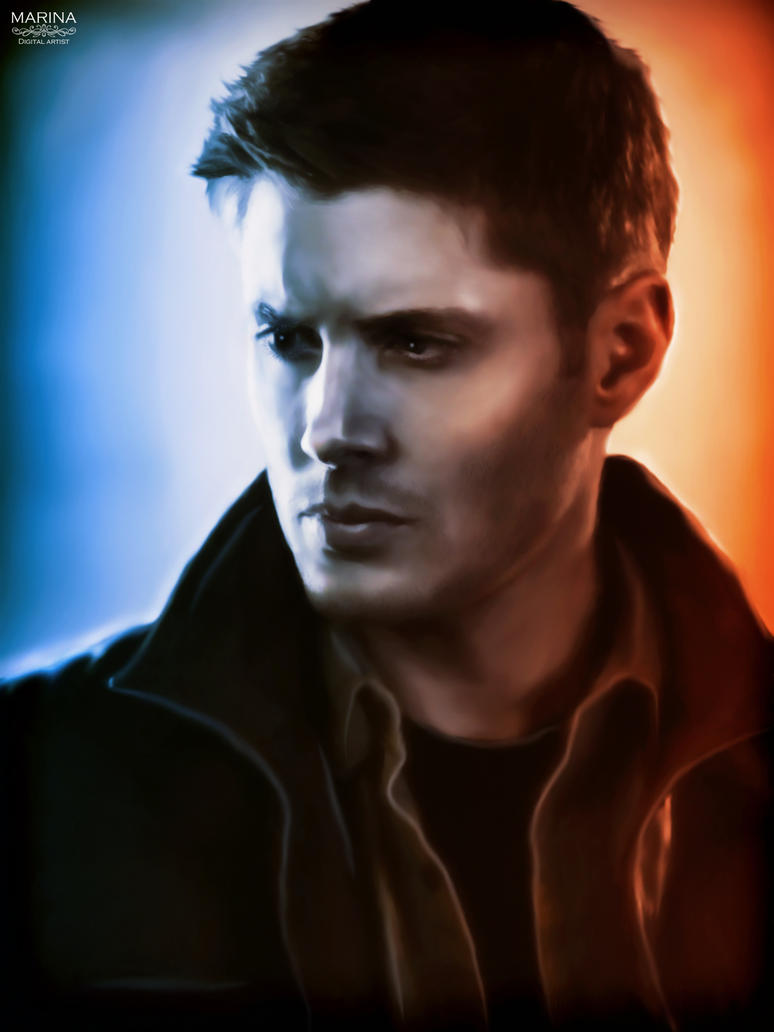 Supernatural Dean Winchester by Kalissa22