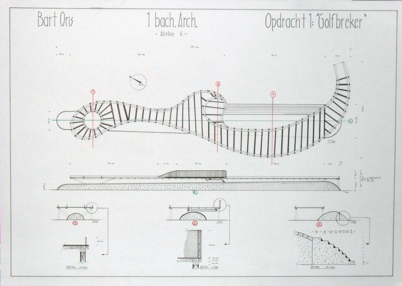 Bart Oris (effimos) - school projects 1st bachelor arch. Oo1_tech__tekening_fase_A___2_by_Effimos
