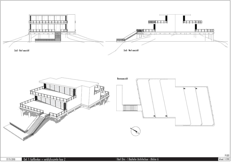 Bart Oris (effimos) - school projects 1st bachelor arch. Oo1_tech__tekening_fase_B___2_by_Effimos