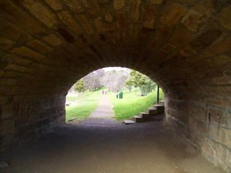 Richmond, Stone Archway by GreenEggsAndHam1998