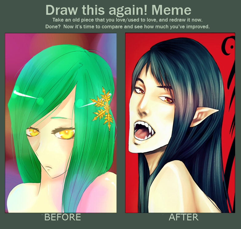 Draw This Again Meme by summersets