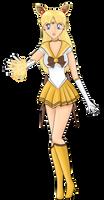 Sailor Senshi Pikachu