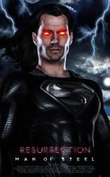 Man Of Steel/Resurrection by VMR-PHOTOS