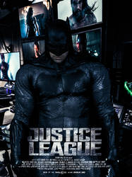 Justice League Poster by VMR-PHOTOS
