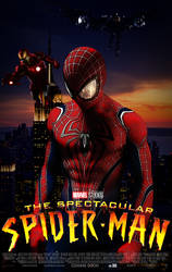 Spectacular Spiderman by VMR-PHOTOS
