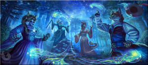 Celestial Magic (by Red-IzaK)