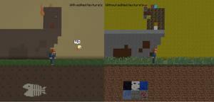 Super InDY game in Minecraft