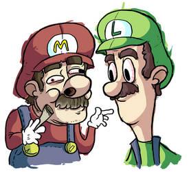 Merio 'n Luigie