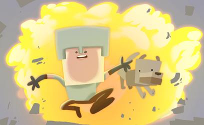 Minecraft Afdentures