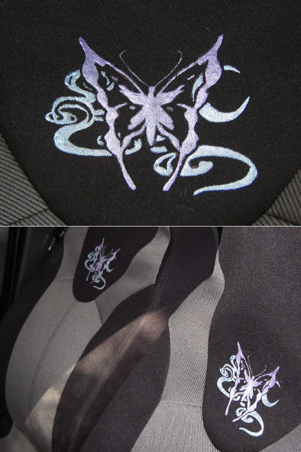 Car Seat Covers by Pooky-di-Bear