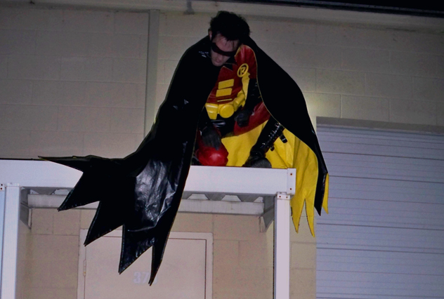 Robin Tim Drake Costume by ~Da-BEv on deviantART