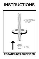 The Screw of Joy by LeakingTable