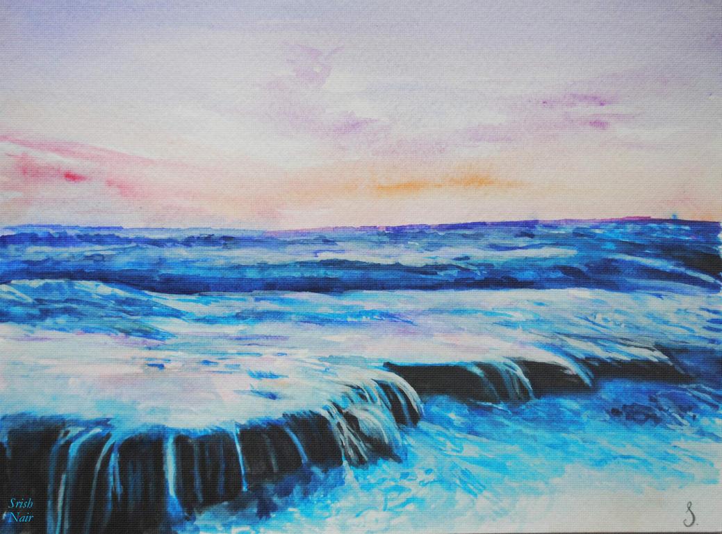 Seascape by ladysofhousen