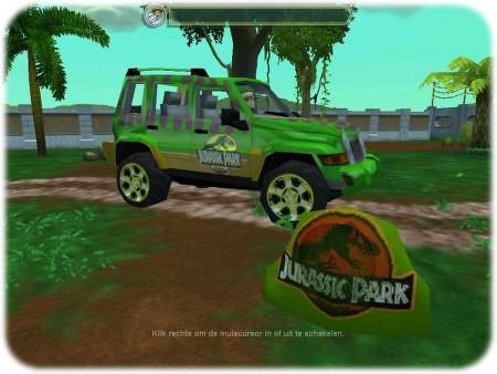 Jurassic Park Tycoon - Roblox