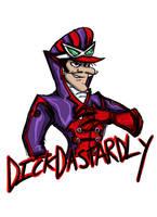 Dick Dastardly Forever by Idigoddpairings