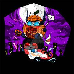 Happy Halloween OPxSS