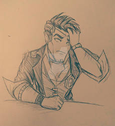 Handsome Jack my style