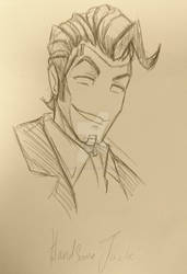 Handsome Jack my style 2