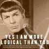 Spock  icon 2 by Idigoddpairings
