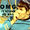 Spock  icon 4 by Idigoddpairings