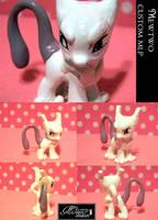 Custom MLP Mewtwo Pokemon by StrawberrySoulReaper