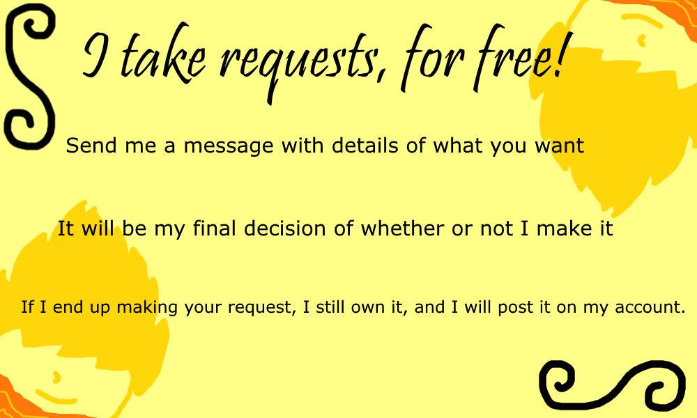 Request card
