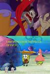 SpongeBob Destroyed Merlock