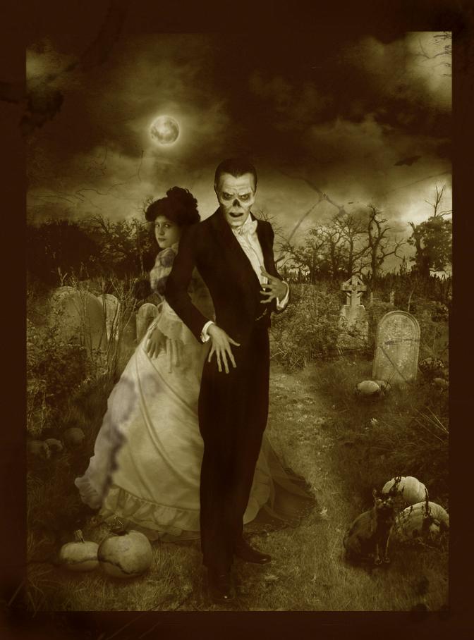 Happy Halloween 2007 by Sylent-Anpu-Phantom